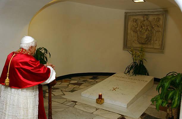 Kỷ niệm 13 năm Đức Giáo hoàng Gioan Phaolô II về Nhà Cha