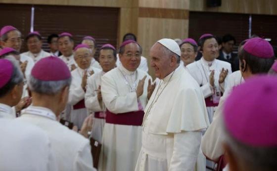 Các Giám mục Hàn Quốc kêu gọi hoà bình và phi hạt nhân hóa