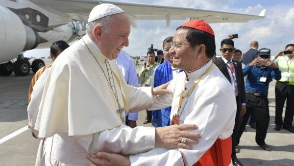 ĐHY Bo: ngăn chặn chủ nghĩa cực đoan tôn giáo