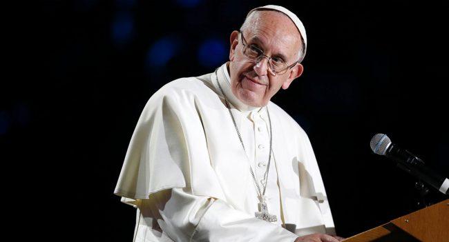 12 giải pháp cho 12 tháng tới của Đức Giáo hoàng Phanxicô