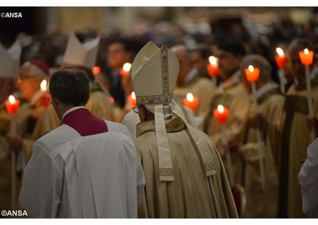ĐGH Phanxicô chủ sự Ngày Đời Sống Thánh Hiến lần thứ 22