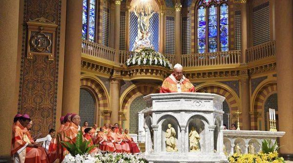 ĐGH Phanxicô cử hành Thánh lễ với giới trẻ Thái Lan