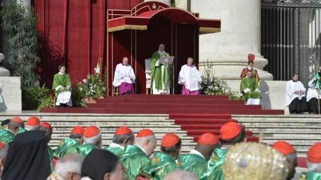 ĐGH Phanxicô cử hành Thánh lễ khai mạc Thượng HĐGM về giới trẻ