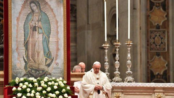 ĐGH Phanxicô: Giải phóng Đức Mẹ khỏi các liên kết với mafia
