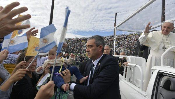 ĐGH Phanxicô dâng Thánh Lễ tại sân vận động Bóng Chày, Nhật Bản