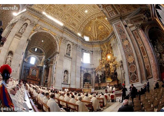 Đức Giáo hoàng Phanxicô gặp gỡ các Thừa Sai Lòng Thương Xót
