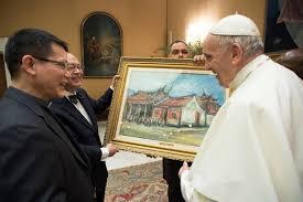 Đức Giáo hoàng Phanxicô tiếp một phái đoàn Đạo giáo của Đài Loan