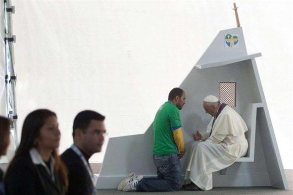 Đức Giáo hoàng Phanxicô với các tham dự viên Khoá Học về Toà Trong