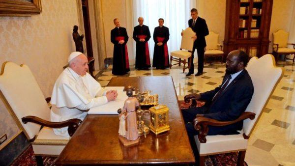 ĐGH Phanxicô hy vọng có điều kiện để viếng thăm Nam Sudan