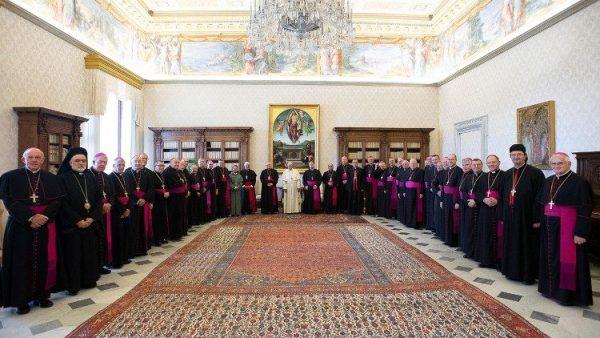 Các Giám mục Australia viếng thăm Ad Limina
