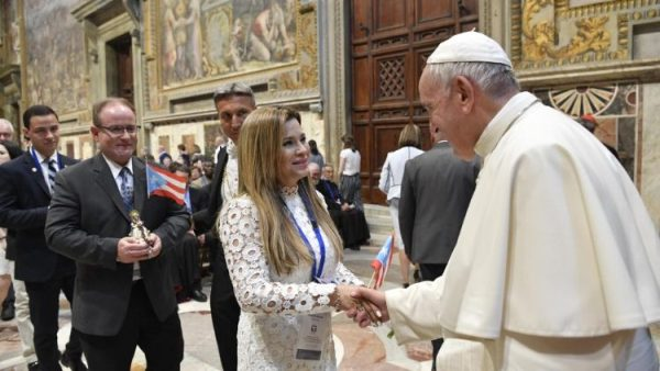 ĐGH Phanxicô tiếp 500 bác sĩ Công giáo quốc tế