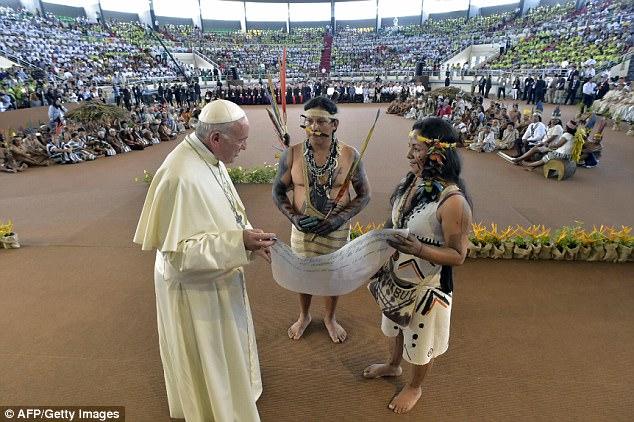 ĐGH Phanxicô công bố chủ đề của Thượng Hội đồng Giám mục đặc biệt về vùng Amazon