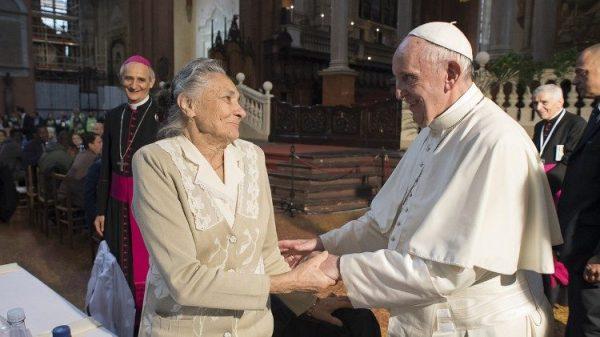 Cùng ĐGH cầu nguyện nhân Ngày Thế giới Ông bà và Người Cao tuổi