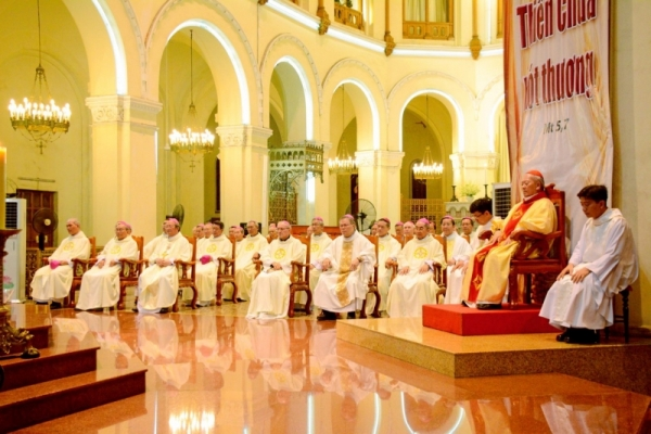Thánh lễ tạ ơn của Hội đồng Giám mục Việt Nam