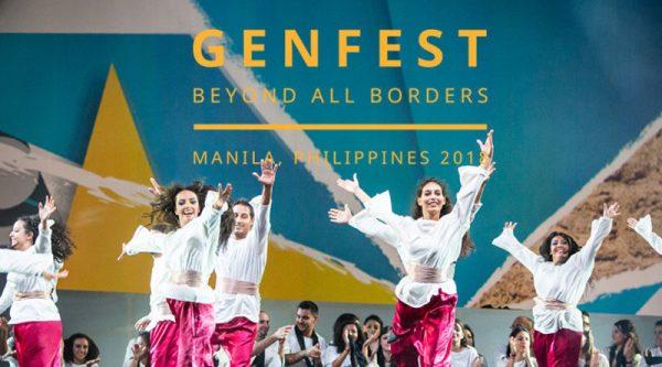 Manila - lần đầu tiên 15.000 người trẻ khắp thế giới có mặt tại Manila, Philippines