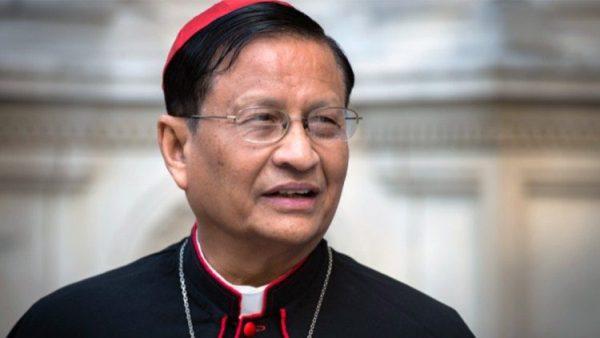 Ủng hộ lời kêu gọi của ĐGH, ĐHY Bo kêu gọi các phe ở Myanmar ngưng chiến