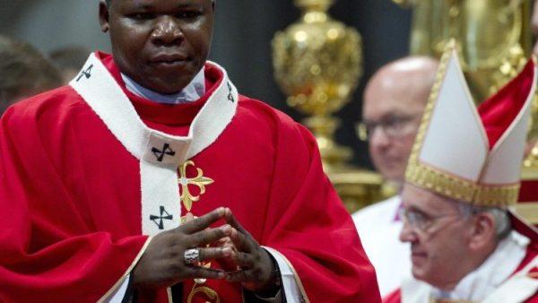 Phi châu được thánh hiến cho Trái Tim thương xót của Chúa Giêsu