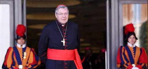 Thông cáo của Phòng báo chí Tòa Thánh về Đức Hồng Y George Pell