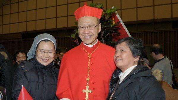 ĐHY Thang Hán mời gọi các tín hữu Hồng Kông hiệp nhất và hy vọng giữa hỗn loạn xã hội