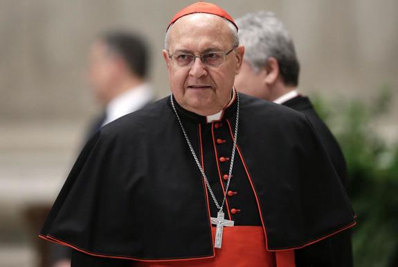 Đức Hồng y Leonardo Sandri kêu gọi đóng góp để giúp đỡ Giáo hội tại Thánh Địa
