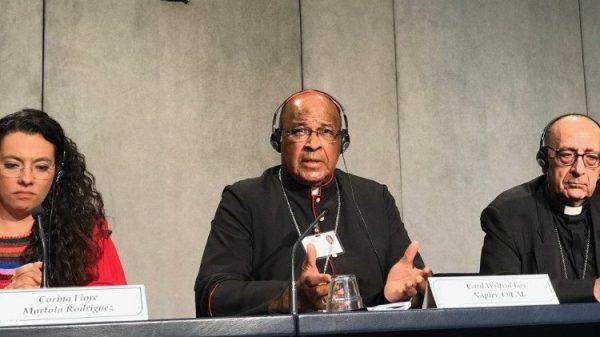 ĐHY Napier mong Tài Liệu chung kết Thượng HĐGM chú ý hơn đến Phi