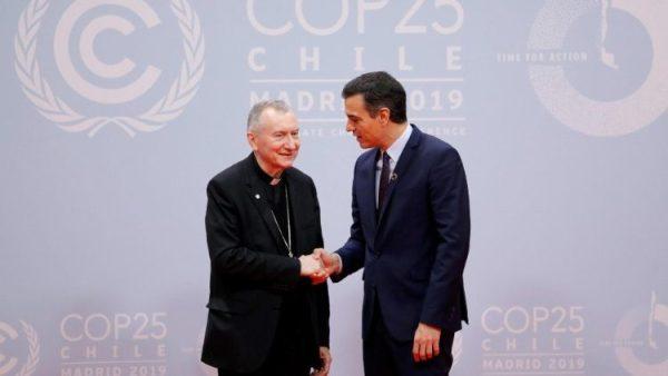ĐHY Parolin: Tòa Thánh ủng hộ Hội nghị về biến đổi khí hậu