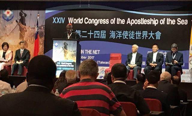 Đại hội Thế giới lần thứ XXIV của Hội Tông đồ Hàng hải