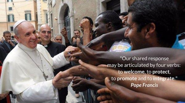 Cử hành Ngày Thế giới Di dân và Tị nạn vào Chúa nhật cuối tháng Chín
