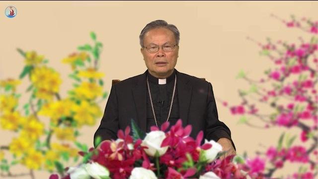 Lời chúc tết Mậu Tuất - 2018 của Đức Tổng Giám mục Giuse Nguyễn Chí Linh
