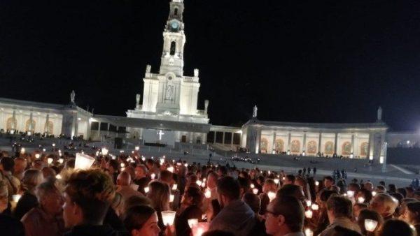 Đền thánh Đức Mẹ Fatima vẫn duy trì các biện pháp ngừa Covid đến năm 2022