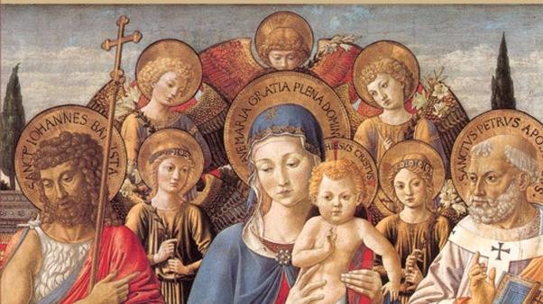 Đức Maria và Giáo Hội (1)