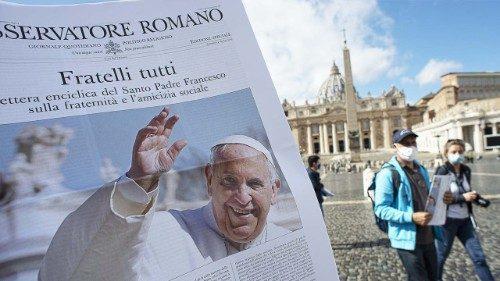 """""""Fratelli Tutti"""", để Tin Mừng đi vào cuộc sống"""