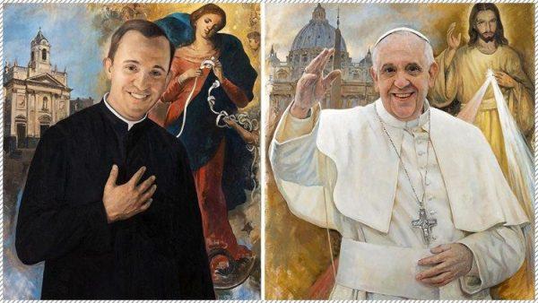 Giáo phận Roma cầu nguyện cho ĐGH Phanxicô nhân dịp 50 năm linh mục