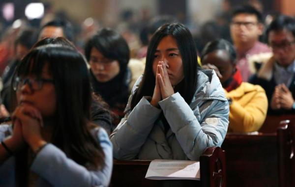 Toà Thánh tuyên bố: không có thoả thuận nào sắp được ký với Trung Quốc