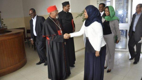 Giáo hội tại Ethiopia góp phần xây dựng hòa bình