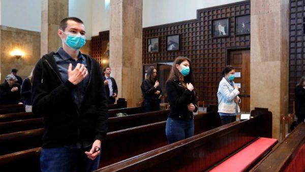 Giáo hội châu Âu cầu nguyện đặc biệt trong Mùa Chay cho các nạn nhân của đại dịch