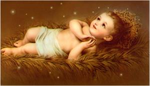 Từ Máng cỏ đến Thập giá: Giêsu mỉm cười