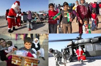 Các thông điệp Giáng sinh 2016 trên thế giới