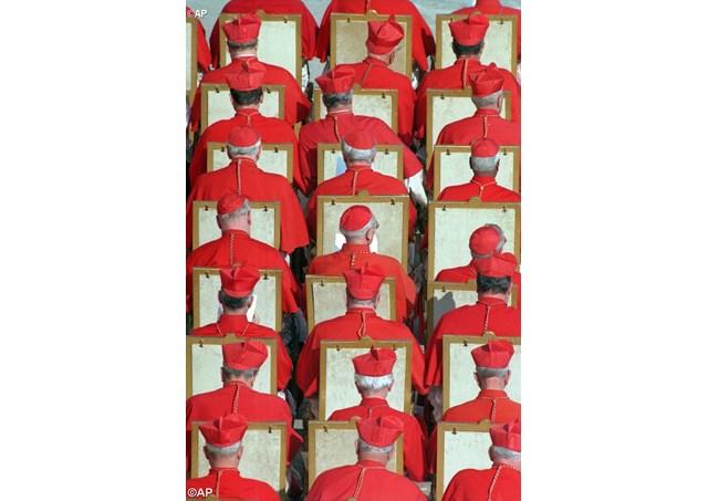 Hồng y đoàn sẽ có thêm 17 Hồng y