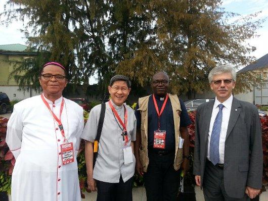 Hội nghị quốc tế tại Nigeria đấu tranh chống nạn buôn người