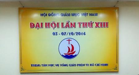 Biên bản Đại hội lần thứ XIII HĐGM Việt Nam