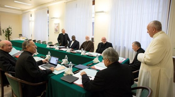 Hội đồng Hồng y tư vấn nhóm họp Khoá thứ 20
