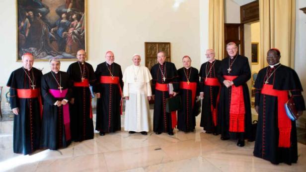 Họp báo về Khoá họp thứ 21 của Hội đồng Hồng y tư vấn