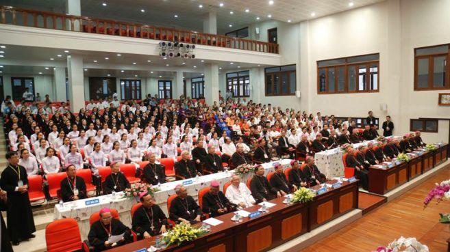 Hội nghị thường niên kỳ II-2017 Hội đồng Giám mục Việt Nam