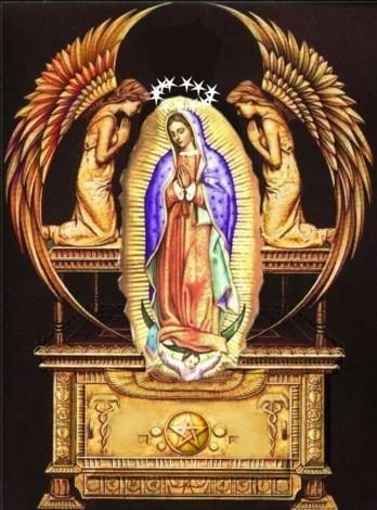 Đức Maria – Hòm bia Thiên Chúa