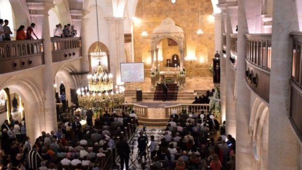 Nhà thờ chính tòa ở Syria được tái thiết và mở lại sau khi bị tấn công