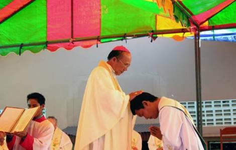 Một chặng đường lịch sử mới cho Giáo hội tại Lào