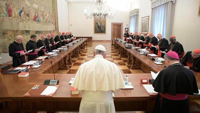 Gặp gỡ liên bộ tại giáo triều Roma về việc đào tạo linh mục