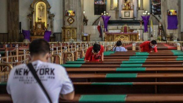 Vì đại dịch, lần thứ hai tín hữu Philippines không được tham dự nghi lễ Tuần Thánh và Phục sinh