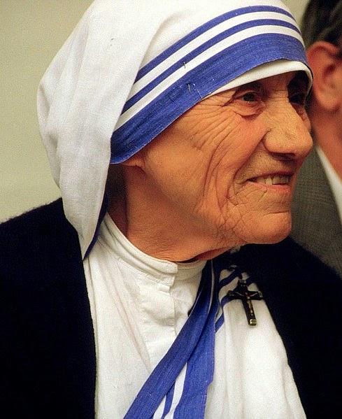 Mẹ Têrêsa được tuyên thánh là niềm tự hào đối với Ấn Độ